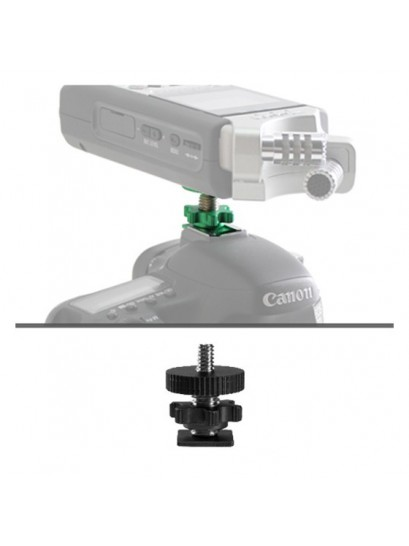 CamCaddie 1/4-20 Flash Shoe Adapter