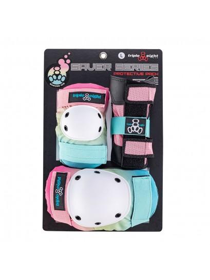 Triple 8 Saver 3 Pack Colour