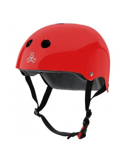 Triple 8 Brainsaver Sweatsaver casco certificado