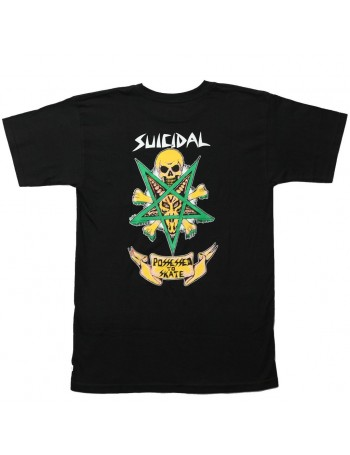 Suicidal Skates Camiseta Possessed to Skate
