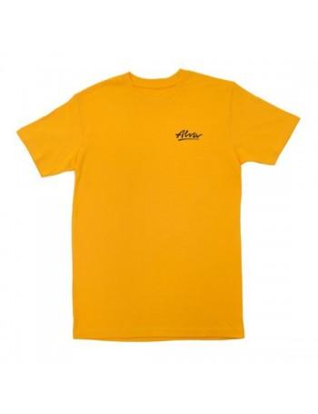 Alva OG Logo Lowkey Camiseta