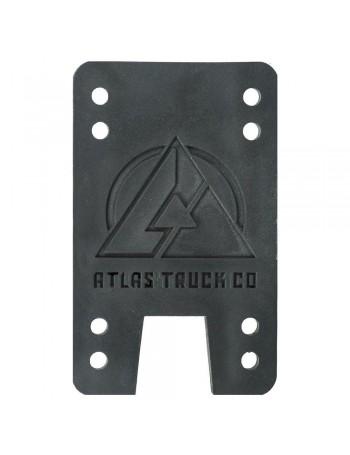 Atlas Riser Co. 6mm HDPE Long Board elevador de eje Pack