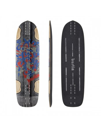 "Bustin Hydro Pro Jonas Richter 36"" Thermo Carbon"