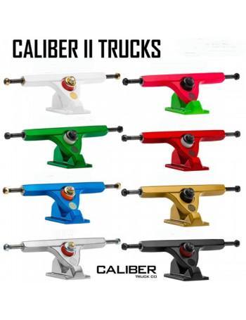"Caliber II Ejes 10"" Forty-Four"