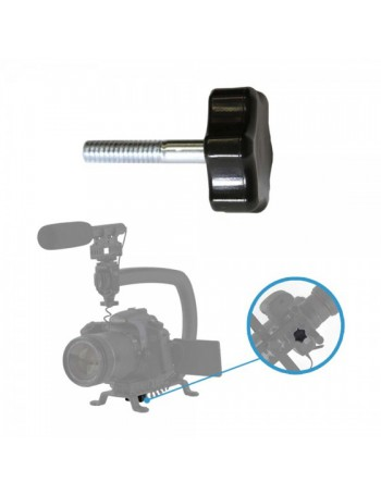 """CamCaddie Mounting 10"""" Tornillo"""