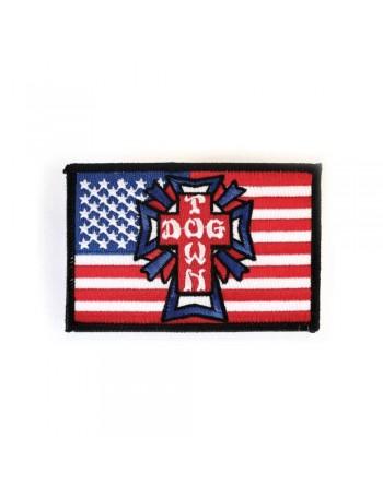 Dogtown Patch Flag USA