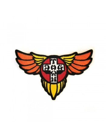 Dogtown Patch Wings