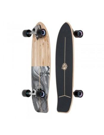 "Flow Surf Skates Swell 33"" Completo"