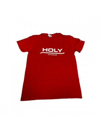 Camiseta Holy Roja