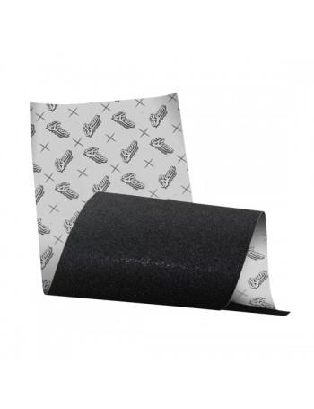 """Jessup Roam Extra-Coarse Pliegue de Lija 11"""" Negro (10cm)"""