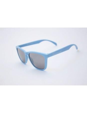 Knockaround Classic Premium Carolina Blue / Smke