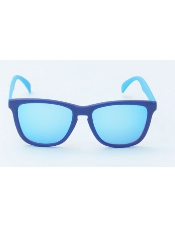 Knockaround Classic Premium Dark Blue and Light Blue / aqua