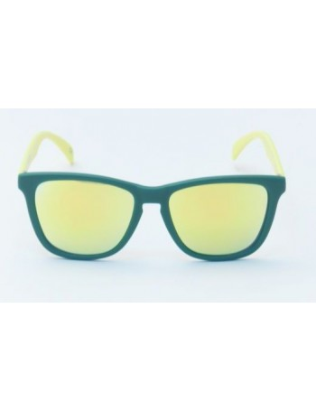 Knockaround Classic Premium Green and Yellow / Yellow