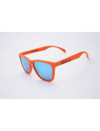 Knockaround Classic Premium Orange / Aqua
