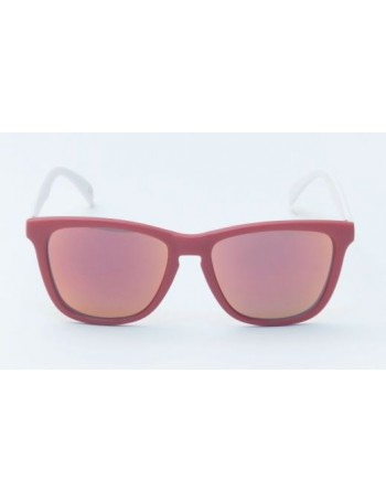 Knockaround Classic Premium Red and White / Red Sunset