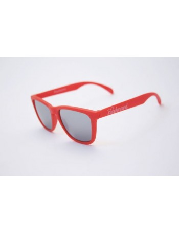 Knockaround Classic Premium Red / Smoke