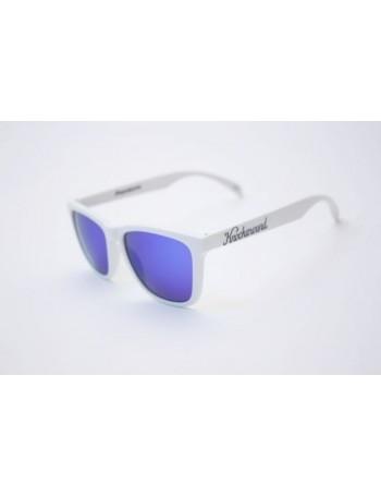 Knockaround Classic Premium White / Blue Moonshine