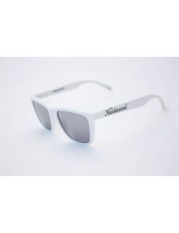 Knockaround Classic Premium White / Smoke