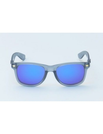 Knockaround Fort Knocks Frosted Grey / Smoke