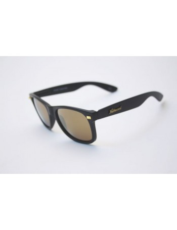 Knockaround Fort Knocks Matte Black Gold