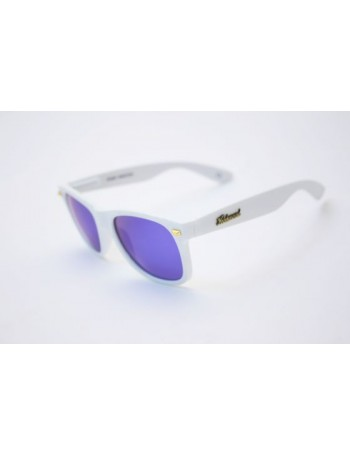Knockaround Fort Knocks Matte White / Moonshine