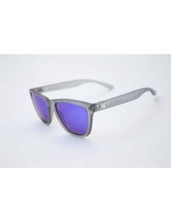Knockaround Premium Polarizadas Frosted Grey / Blue Moonshine