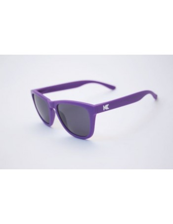 Knockaround Premium Purple / Smoke