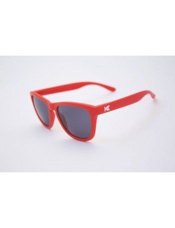 Knockaround Premium Red / Smoke