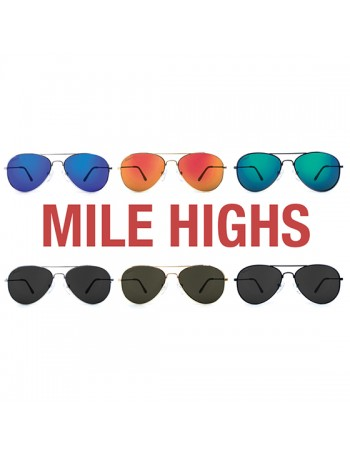 Knockaround Mile Highs Polarizadas Gafas