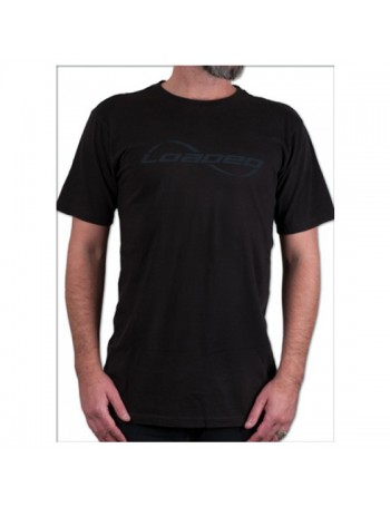 Loaded Organic Camiseta Negra