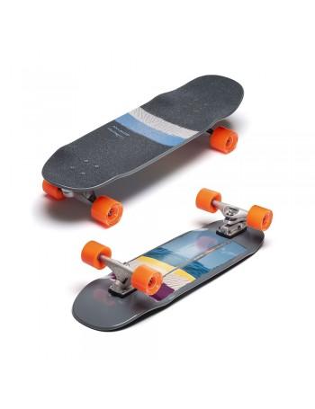 """Loaded X Carver Bolsa C7 31"""" Longboard Surfskate"""