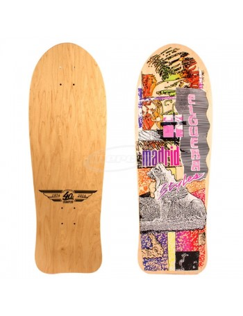 Madrid Elguera Styles OG Cruiser SOLO TABLA