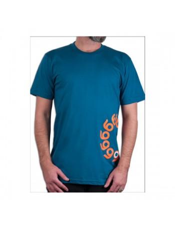 Orangatang Camiseta Organic Azul