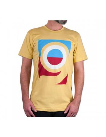 Orangatang Camiseta Organic Amarilla