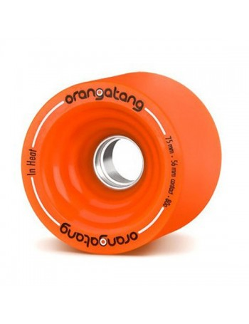 Orangatang Ruedas Aluminio In Heat 75mm