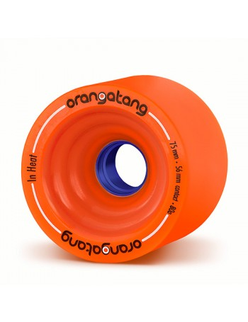 Orangatang Ruedas In Heat 75mm