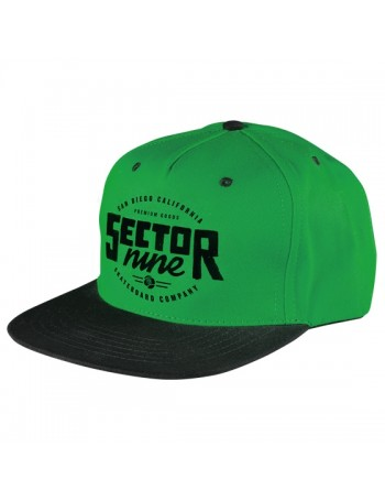 Sector 9 Cap Lockstep