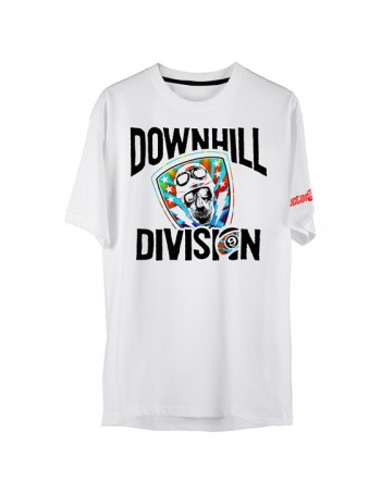 Sector 9 Camiseta DHD Legend Blanco