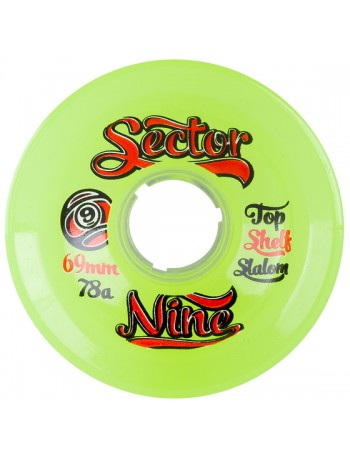 Sector 9 Ruedas Nine Ball 69mm 78A