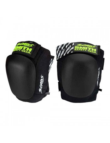 Smith Scabs Skate Knee Pad Rodillera Negra