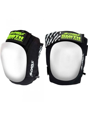 Smith Scabs Skate Knee Pad Rodillera Blanca