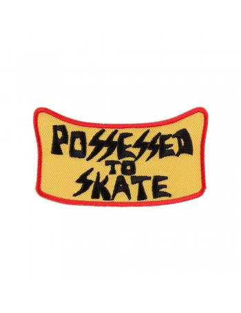 """Suicidal Patch Possessed To Skate 3.5"""" x 2"""""""