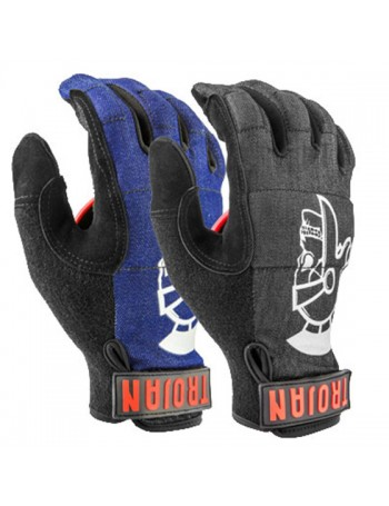 Trojan Guantes Denim Disaster