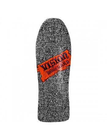"Vision Boneyard Classic Re-Issue Deck  10"" x 30.5"""