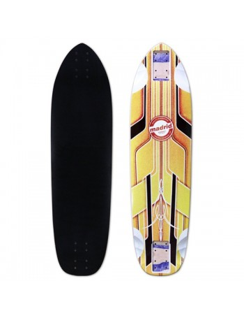 "Madrid 2019 Pro Series Dominant 34.5"" Max Dubler DECK ONLY"